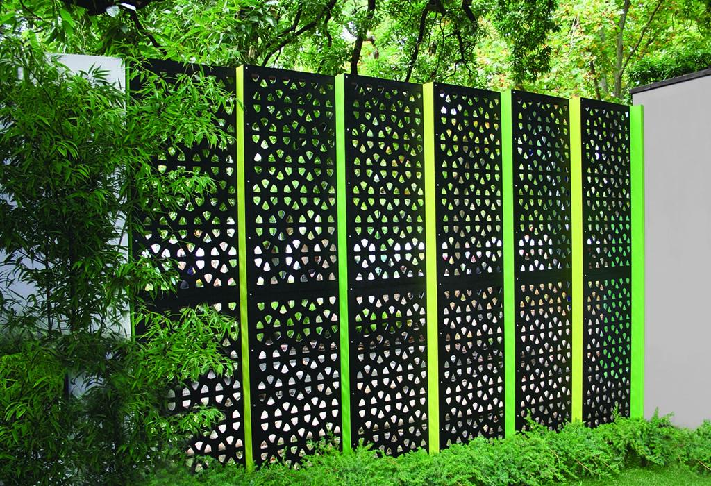 Privacy Screen for Garden Ideas