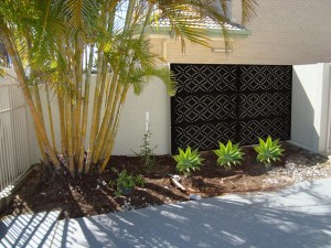 Privacy Screens for Gardens