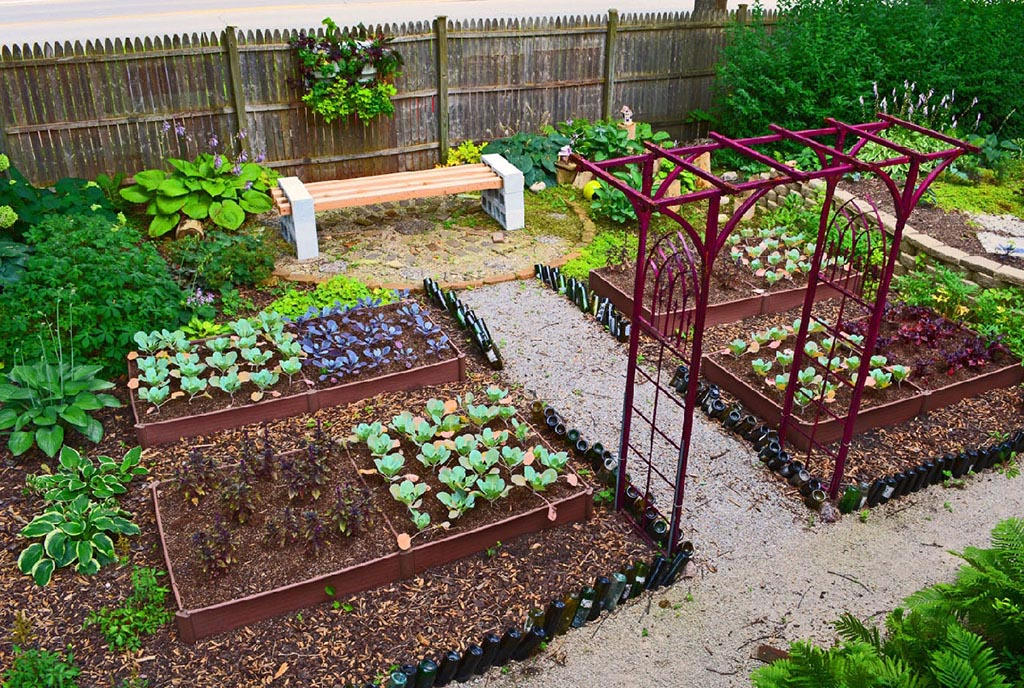Raised Bed Garden Plans Vegetable