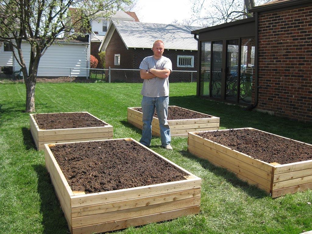 Raised Bed Gardening Tips Vegetables