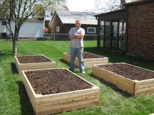Raised Bed Gardening Tips Vegetables