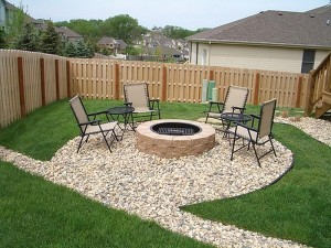 Simple Backyard Ideas Landscaping