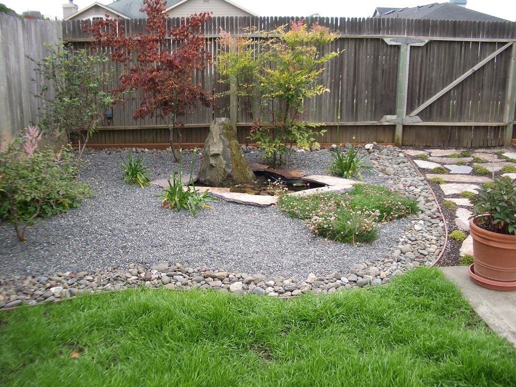Simple Backyard Landscape Plans