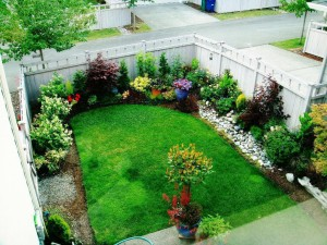 Simple Landscaping Ideas Small Backyards