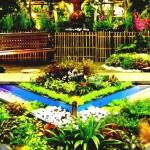 Small Front Yard Flower Garden