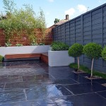 Small Garden Designs Low Maintenance