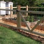 Small Garden Fence Ideas Chicken Wire