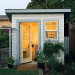 Small Garden Office Shed