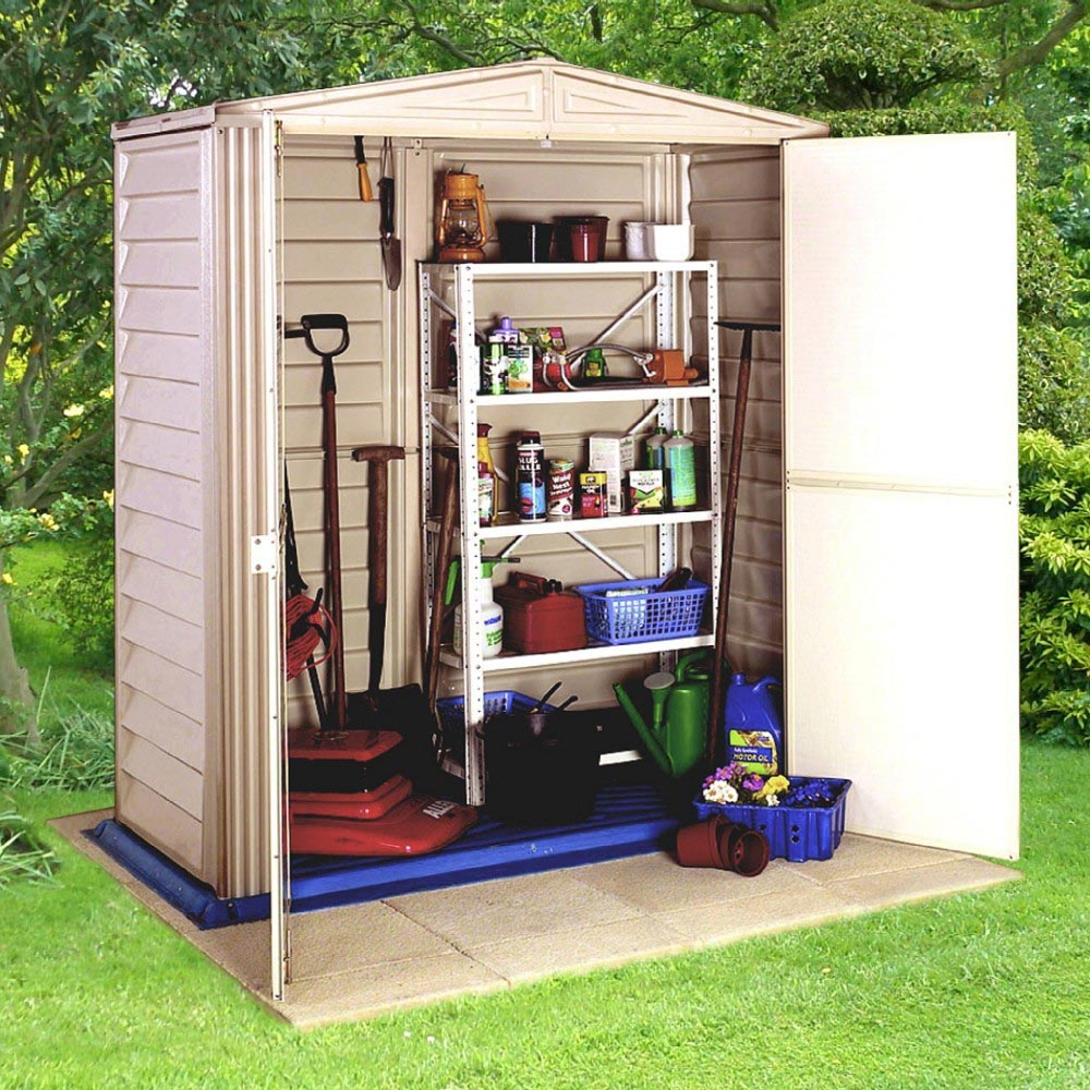 Small Garden Sheds Plastic