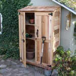 Small Garden Tool Sheds