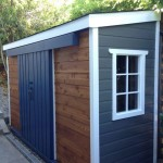 Small Lean to Garden Sheds
