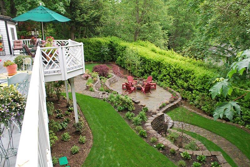 Small Yard Landscape Design Ideas