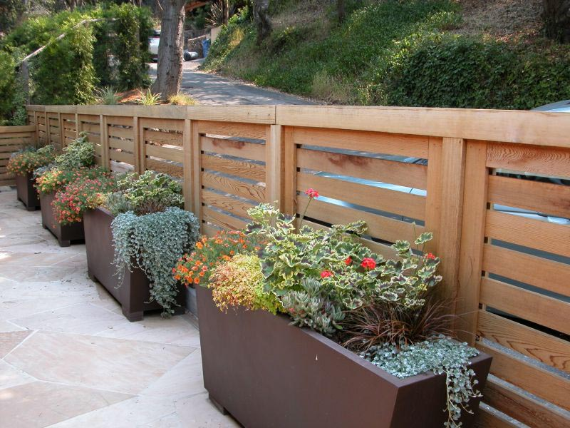 Vegetable Garden Patio Planters