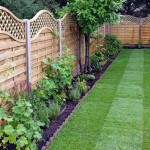 Wooden Garden Fence Ideas