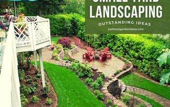 Comfortable Small Yard Landscaping