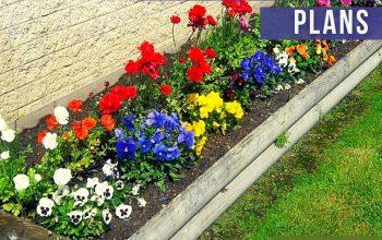 Popular Flower Garden Plans
